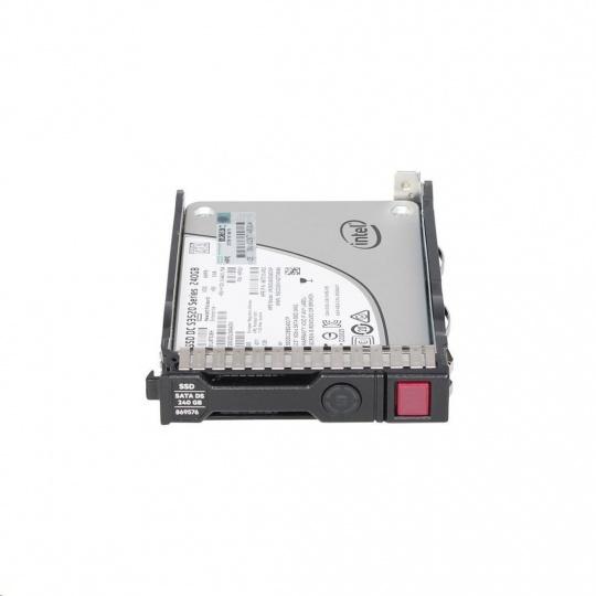 HPE 240GB SATA 6G Read Intensive SFF (2.5in) SC 3yr Wty Multi Vendor SSD