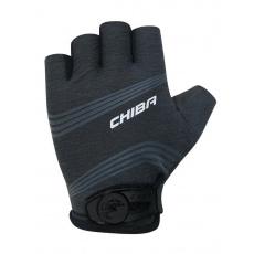Chiba Cyklistické rukavice pre ženy Lady SuperLight čierne