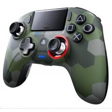 Herní ovladač Nacon Revolution Unlimited Pro Controller – Coloured Camo Green