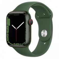 Apple Watch Series 7 Cell, 45mm Green/Clover SportBand