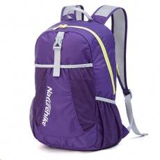 Naturehike ultralight sportovní sbalitelný batoh 22l 190g - fialový