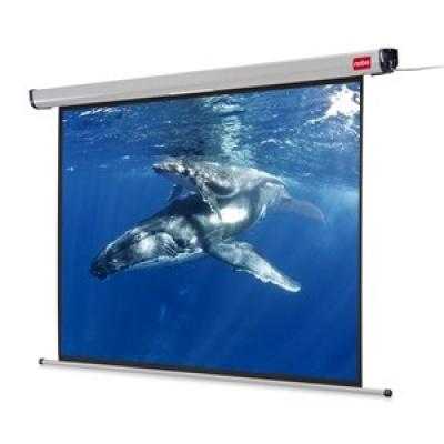 Elektrické projekční plátno NOBO, 240x180cm (4:3), ?300cm