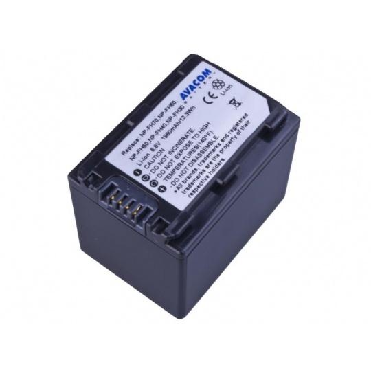 AVACOM Sony NP-FH60, NP-FH70 Li-ion 6.8V 1960mAh 13.3Wh