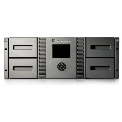 HP MSL4048 LTO6 6250 FC Library/Tvlite (1xAK381A 1xC0H28A 24xC7976A)