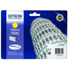 "EPSON Ink bar WF-5xxx Series Ink Cartridge ""Pisa"" 79 XL Yellow (17,1 ml)"