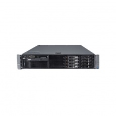 "Server Dell PowerEdge R710 2U, 2x Intel Hexa Core Xeon E5645 2,4 GHz, 8 GB RAM, bez 2,5"" HDD, rámečků, mechaniky a čelního panelu"