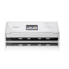 BROTHER skener ADS-1600W (až 24 str/min, 600 x 600 dpi, DUALSKEN) WiFi