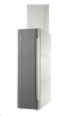 HP 42U 600x1200mm Grey Ent Air Duct Rack