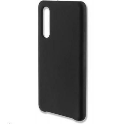 4smarts silikonový kryt CUPERTINO pro Samsung Galaxy A50 (A505), černá