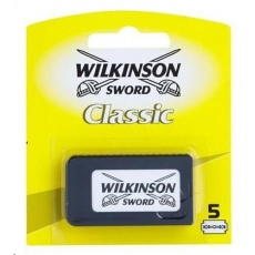 Wilkinson Classic DEB 5ks náhradní břity na blistru
