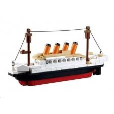 Sluban B-0576 Titanic malý 194 dílků