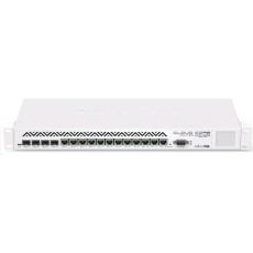 MikroTik CloudCoreRouter CCR1036-12G-4S-EM, 1200MHz CPU, 16GB RAM, 12x LAN, 4x SFP, 1x microUSB, vč. L6 licence