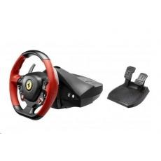 Thrustmaster Sada volantu a pedálů Ferrari 458 SPIDER pro Xbox One (4460105)
