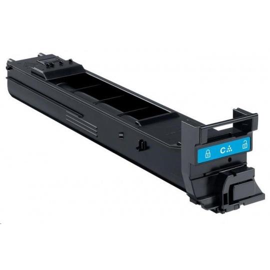 Minolta Toner TN-318C, azurový do bizhub C20, C20P (8k)
