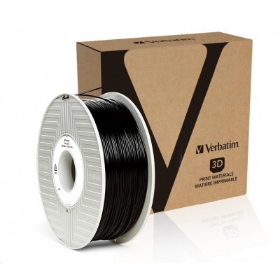 VERBATIM 3D Printer Filament ABS 1,75mm (2019) 1kg black