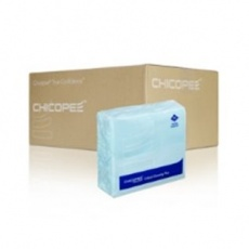 Čistiace utierky KATUN Veraclean Critical Cleaning Wiper Turquoise, Chicopee, 300ks (6x50ks)