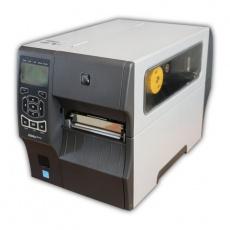 Tlačiareň etikiet Zebra ZT410, termálna a termotransferová tlač, 300 dpi, USB, RS232, LAN, kabeláž