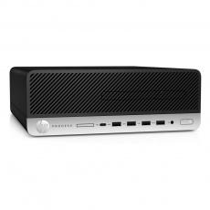 HP ProDesk 600 G3 SFF- Core i3 6100 3.7GHz/8GB RAM/256GB SSD