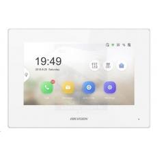 HIKVISION DS-KH6320-WTE1, monitor pro videotelefon, Wifi, PoE, bílý