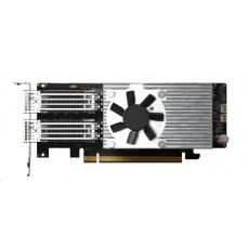 QNAP QXG-100G2SF-E810 Rozšiřující síťová karta 100 GbE se dvěma porty QSFP28