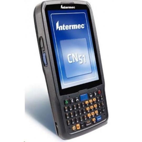 Honeywell CN51, 2D, EA31, USB, BT, Wi-Fi, 3G (HSPA+), QWERTY, GPS, Android (EN)