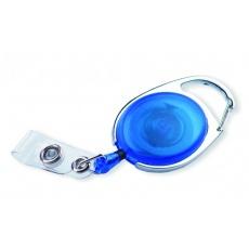 Naviják OVAL  pro visačky modrý