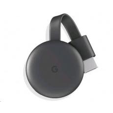 Google Chromecast 3 - černá
