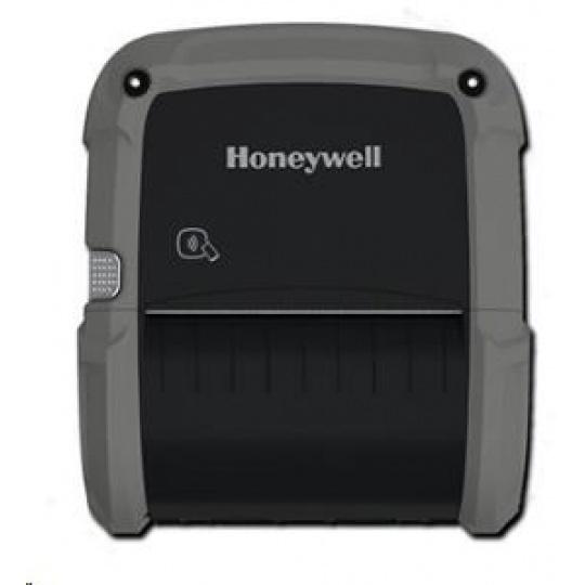 Honeywell RP4, USB, BT, NFC, 8 dots/mm (203 dpi), linerless, ZPLII, CPCL, IPL, DPL