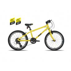Frog Bikes FROG 55 Detský hybrid bicykel 20'' l 6 až 7 rokov l 8 farieb
