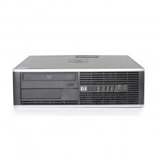 HP Compaq Elite 8300 SFF- Core i7 3770 3.4GHz/8GB RAM/128GB SSD + 500GB HDD