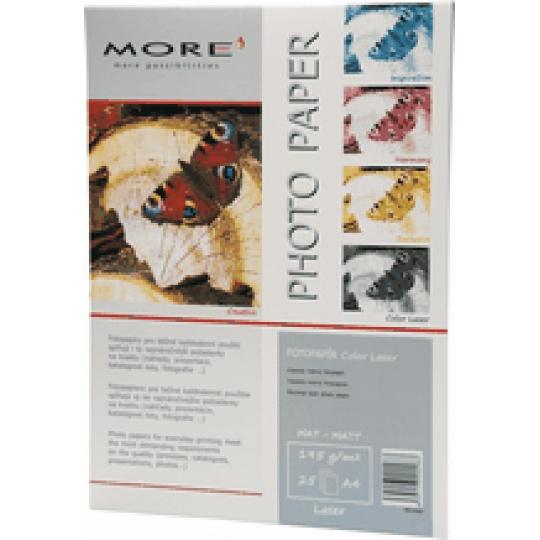ARMOR Hlazený Color Laser papír; 195g/m2; matt, 25 listů, A4