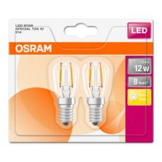 OSRAM LED STAR SPECIAL T26 Filament 1,3W 827 E14 110lm 2700K (CRI 80) 8000h A++ (Krabička 2ks)