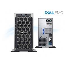 "DELL SRV PowerEdge T340 8x3.5""HotPlug/Xeon E-2244G/16GB/2x600GB/Bezel/PERC H730P/iDRAC9 Ent/Dual HP PS 495W/3Y PS NBD"