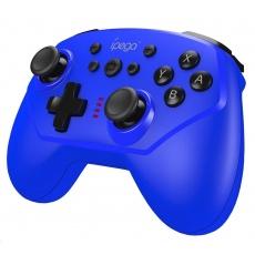 iPega Bluetooth herní ovladač 9162A pro N-Switch, modrá