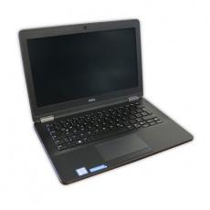 """Notebook Dell Latitude E7270 Intel Core i7 6600U 2,6 GHz, 8 GB RAM DDR4, 256 GB SSD M.2, Intel HD, 12,5"""" 1366x768, el. kľúč Windows 10 PRO"""