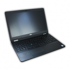 "Notebook Dell Latitude E5570 Intel Core i7 6600U 2,6 GHz, 8 GB RAM, 256 GB SSD M.2, Radeon R7 M360, 15,6"" 1920x1080, COA štítok Windows 7 PRO"