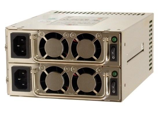 CHIEFTEC redundantní zdroj MRG-5700V, 700W, 80+