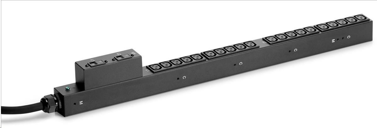 HP Hardwired 200-240 Volt 36 Outlet WW Basic Power Distribution Unit