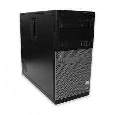 Počítač Dell OptiPlex 9010 tower Intel Core i7 3770 3,4 GHz, 8 GB RAM, 500 GB HDD, Intel HD, DVD-RW, COA štítok Windows 7 PRO