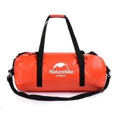 Naturehike vodotěsný batoh 120l - červený