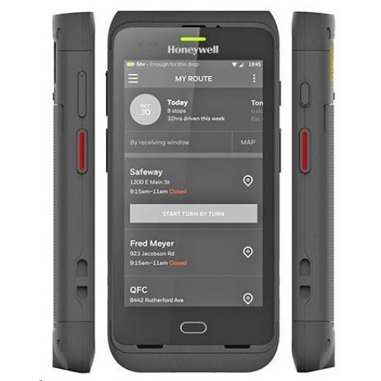 Honeywell CT40 N6603, 2D, SR, BT, Wi-Fi, NFC, PTT, Android