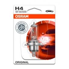 OSRAM autožárovka H4 STANDARD 12V 60/55W P43t (Blistr 1ks)