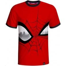 Tričko SPIDERMAN BIG EYES T-SHIRT L