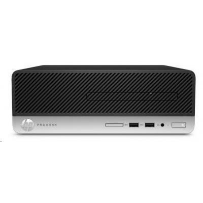 HP ProDesk 400G6 SFF i5-9500, 1x8 GB, SSD 256 GB M.2 NVMe Intel HD, kl. a myš, DVDRW,2xDP+VGA, Win10Pro