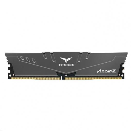 DIMM DDR4 32GB 3000MHz, CL16, (KIT 2x16GB), T-FORCE VULCAN Z, Grey