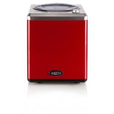 Borreti B101 Kompresorový zmrzlinovač 2l červený
