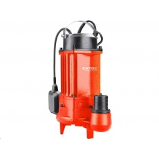 Extol Premium (8895041) čerpadlo s řezací hlavou, 1100W