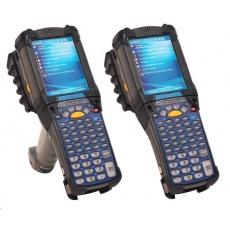 Motorola/Zebra terminál MC9200GUN, WLAN, 1D, 512MB/2GB, 28 key, Windows CE7, BT