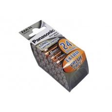PANASONIC Alkalické baterie Everyday Power LR03EPS/24CD AAA 1,5V (Blistr 24ks)