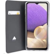 4smarts flipové pouzdro URBAN Lite pro Samsung Galaxy A32 5G, černá